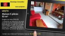 Vente - maison - Eragny sur oise - 93m²