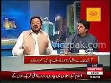 Intense Fight between PML N Shakeel Awan And PTI Muraad Saeed