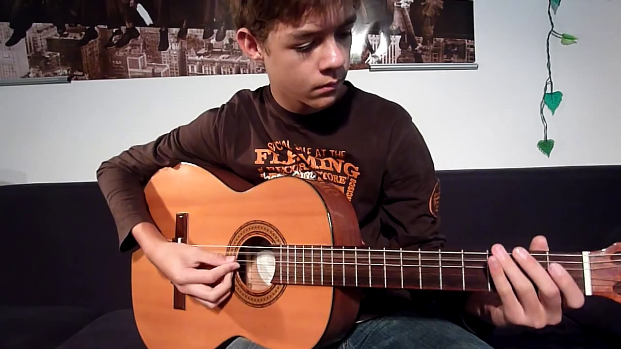 Stand By Me guitar cover (With Tabs)