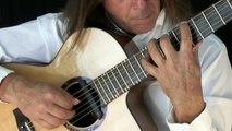 Cancion - written by Carlos Rafael Rivera - solo guitar - Michael Chapdelaine