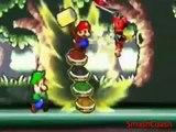 Super Mario Bros Z  combates: Equipo Mario VS Hermanos Koopa VS Axem Rangers X