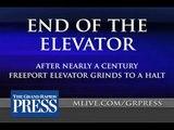 Freeport Elevator closes