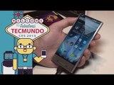 AQUOS Crystal: o celular sem bordas e multi-telas da Sharp [CES 2015] - Tecmundo