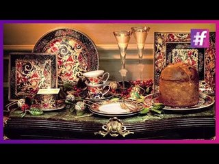 The Royal Way - Tableware For Those Special Feasts