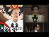 PNoy reminded of mother's stance against 'Cha-cha'