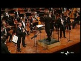W.A. Mozart: Symphony Concertante KV297b (2nd mvt.) for Oboe, Clarinet, Horn, Bassoon and Orchestra