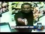 Man Smashes Armed Robber Over The Head With A Beer Bottle Then Gets Shot 4 Times Caught on Tape!
