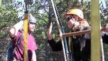 Zipline Canopy Tours - Cypress Hills Eco Adventures