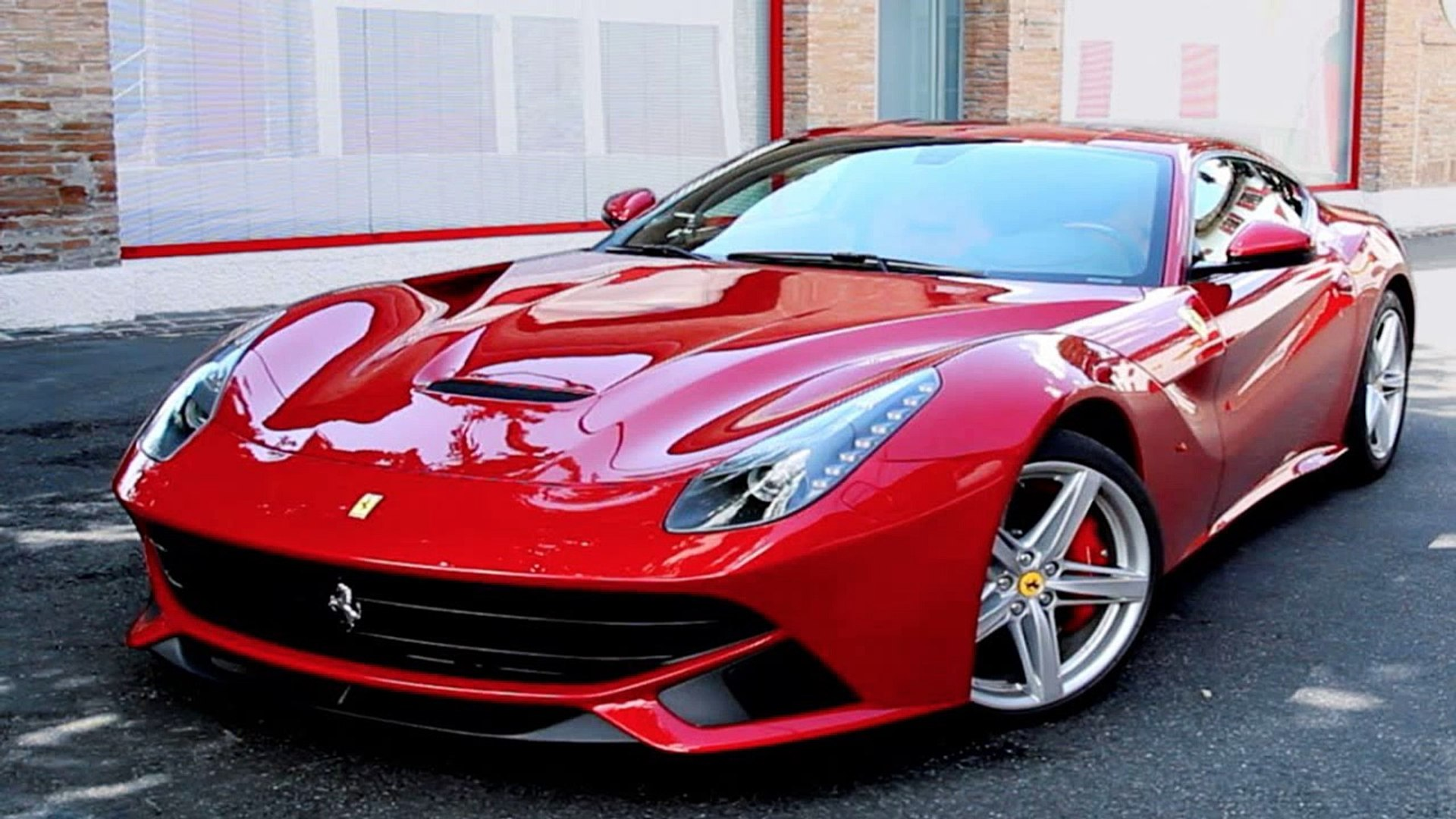 Ferrari F12berlinetta Test Drive Top Speed Interior And Exterior Car Review Video Dailymotion