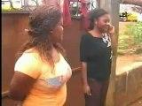 Yaoundé  Deux enfants retrouvés morts dans un congélateur (Vidéo).flv