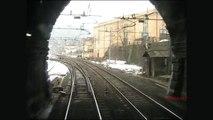 Treno Prove Archimede Linea Genova - Torino 2° Tratto Mignanego - Novi Ligure (HD)