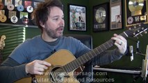 The Passenger by Iggy Pop - Guitar Lessons for Beginners Acoustic songs