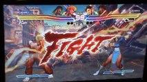 ECT3 - Street Fighter X Tekken: Atrocity (Ryu/Ken) vs. Unknown (Ryu/Chun-Li)