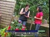 aux saveurs des jardins CUISINE AUX FLEURS TERRASSON RESTAURANT les jardins de l'imaginaire 24120