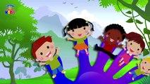 Finger Family Songs - Finger Family - Nursery Rhymes For KidsChildrens - Rhymes Videos - Cartoon Animation