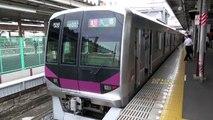 【メトロ08系 フルカラーLED化】東京メトロ08系08-103F 久喜・新越谷