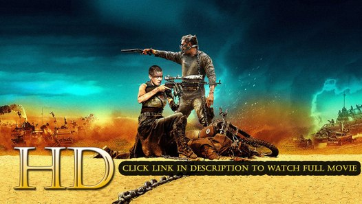 Mad Max Fury Road Online Stream