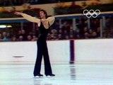Figure Skating - John Curry - Highlights   Innsbruck 1976 Winter Olympics