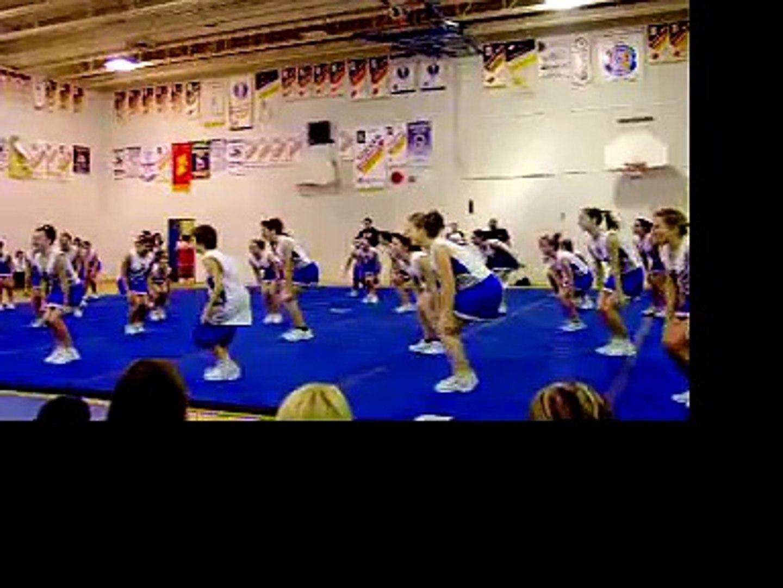 Compétition de Cheerleading