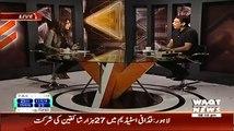 Faisal Raza Abidi Ne Nayi Anchor Ko Program Ke Shuru Main Hi Confuse Kar Diya
