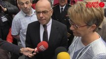 Bernard Cazeneuve en visite à Rennes face à l'exaspération des habitants de Villejean