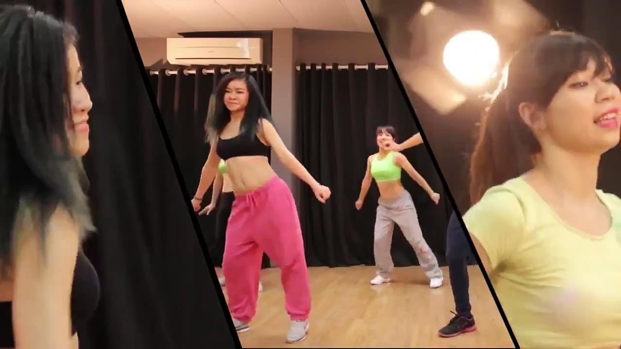 Workout – workout motivation – zumba training lesson 2
