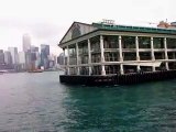 Warren Cabral Hong Kong - Taking the Star Ferry from Central