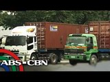 Manila truck ban blamed for port congestion