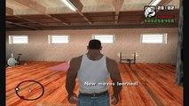 GTA San Andreas: All Gym Moves