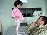 Komik Baba Kız Diyalogu - O Ojeler Çıkacak Hayır Baba Çıkmayacak