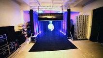 Air-screen interactive 7,5m2 - Fog Screen Royalstar Events