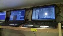 L'entretien des instruments à bord - Expédition Tara Oceans Polar Circle - 04 dec 2013