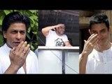 Bollywood Stars Wish Fans 'Eid Mubarak' - BT