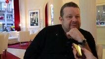 Alberto Chicote y Famosos y comidas