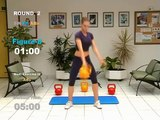 CARDIO MACHINE - 20 Minute Kettlebell Conditioning Workout - Fat Loss Round 2