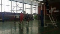 demi-finale volley-ball ufolep 2015 : St-Amand-Les-Eaux-Plessis Patte