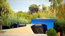 Panos Manaras for Verde BMX