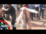 Groovy dancing grandpa goes viral
