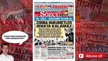 Gazete Manşetleri 19 Mayıs 2015