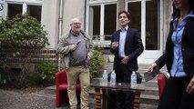 Réunion publique à Dieppe autour de Geoffroy Didier - intervention de Bruno Lair
