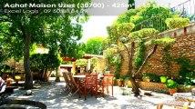 A vendre - Maison/villa - Uzes (30700) - 15 pièces - 425m²