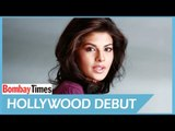 Jacqueline Makes Her Hollywood Debut With Definition Of Fear - BT