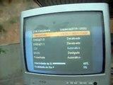 Apontamento para o satélite TelStar 12 15w e sua lista de canais. O Rei das Antenas