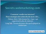 comment vendre sur internet - mots-clés