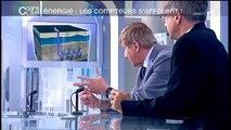Forages à Chartronges et Jouarre - Seine et Marne C'est dans l'Air France5 12-07-13