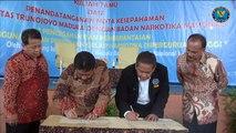 BNN News : Universitas Trunojoyo Madura Siap Dukung BNN