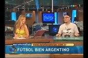 Fierita Catalano - Telefe Noticias - PES2010 Parche Argentino