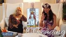 CAPRICORN May Tarot Forecast Astrological Free Psychic Reading Ava & Trudy
