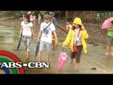 Storm surge feared in Quezon coastal areas
