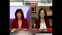 Bachmann: Iran Threatened U.S. with Nukes